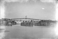 Canal Swing Bridge built in 1890