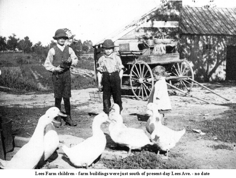CA7988 Lees Farm Children