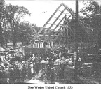 X Wesley 1953 church const