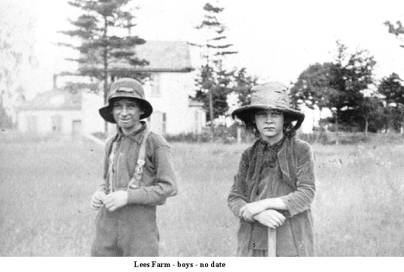 CA7958 Lees farm boys