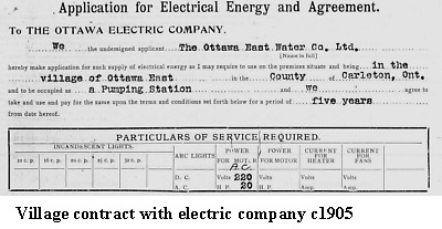 D Agreement Electric 1905 new